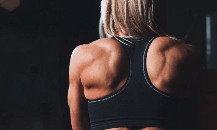 Prise de poids par le sport