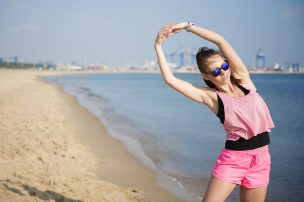 Être en forme pour l'été